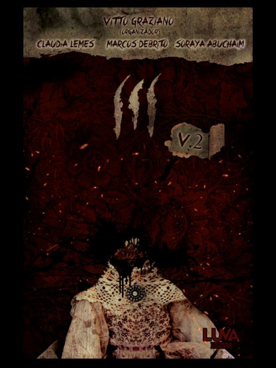 a hora morta vol 2 antologia luva editora 555x740 - A Hora Morta Vol. 2 – Antologia