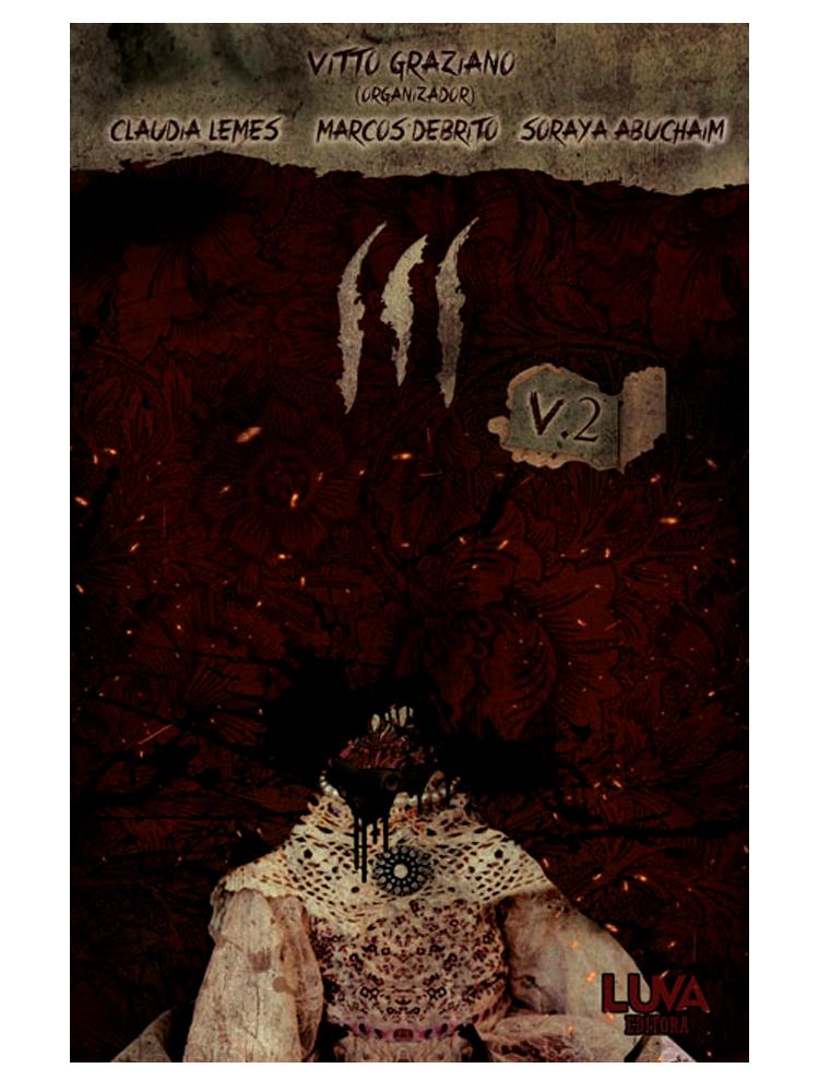 a hora morta vol 2 antologia luva editora - A Hora Morta Vol. 2 – Antologia