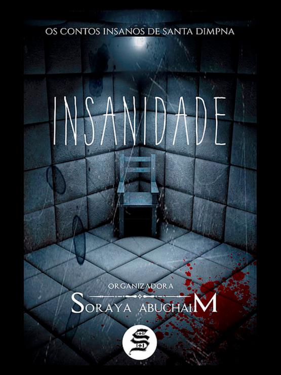 insanidade antologia editora skull 555x740 - Insanidade – Antologia