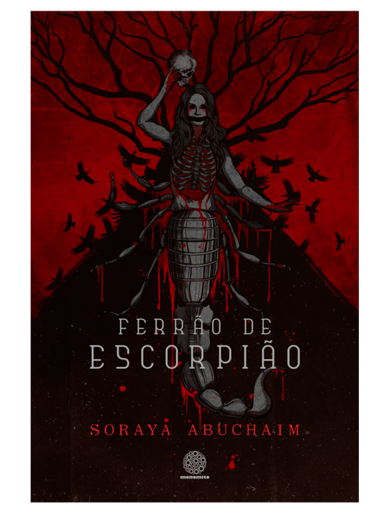 ferrao do escorpiao editora monomito 555x740 - Ferrão de Escorpião